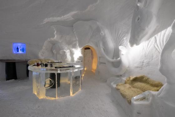 Love-Nest Iglu - Übernachtung im klassisch gebauten Iglu für 2 in Zermatt 8 [article_picture_small]