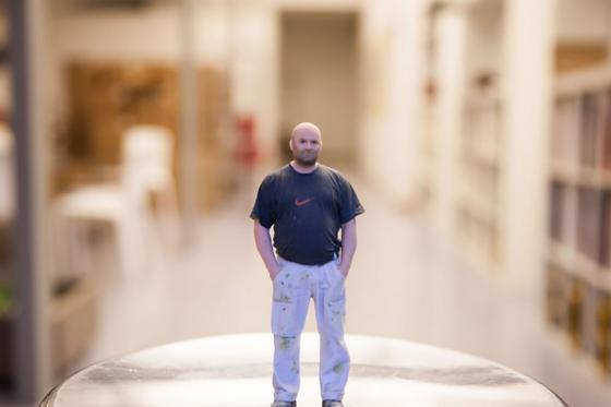 Votre Portrait en 3D - à Lausanne, échelle 1:10 1 [article_picture_small]