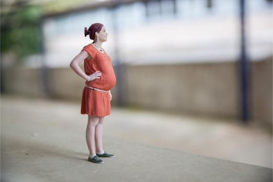 Votre Portrait en 3D - à Lausanne, échelle 1:10 4 [article_picture_small]