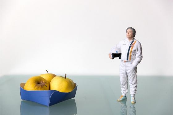 Votre Portrait en 3D - à Lausanne, échelle 1:7 4 [article_picture_small]