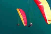 Paragliding Big Blue - inkl. Seilpark