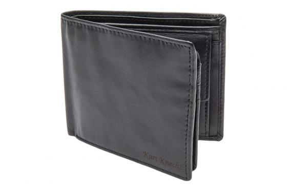 Leder Portemonnaie - mit Lasergravur 6