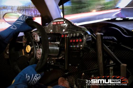 Simulateur de course auto en VR - 1 heure de simulation avec réalité virtuelle en option 1 [article_picture_small]