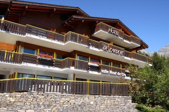 Séjour à l'Hôtel de l'Ardève - Accès libre aux Bains d'Ovronnaz + repas | 2 personnes 1 [article_picture_small]