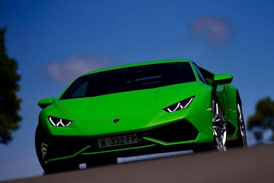Lambo Huracan + 1 véhicule - 6 tours sur circuit 6 [article_picture_small]