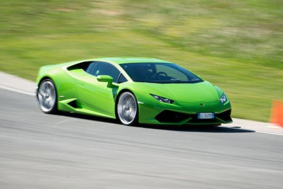 Lambo Huracan + 1 véhicule - 6 tours sur circuit 7 [article_picture_small]