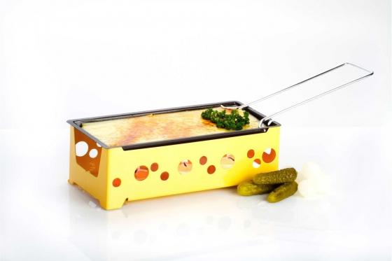Raclette H'eat Cheese! - für zwei
