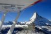 Vol panoramique-dans les Alpes valaisannes 1