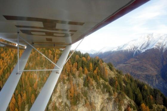 Vol panoramique - dans les Alpes valaisannes 1 [article_picture_small]
