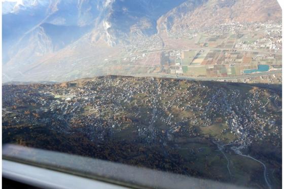 Vol panoramique - dans les Alpes valaisannes 4 [article_picture_small]