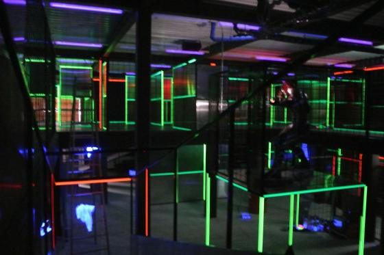 1 Stunde Lasertag - für einen Erwachsenen 1 [article_picture_small]