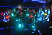 1 Stunde Lasertag - für Kinder bis 16 Jahren