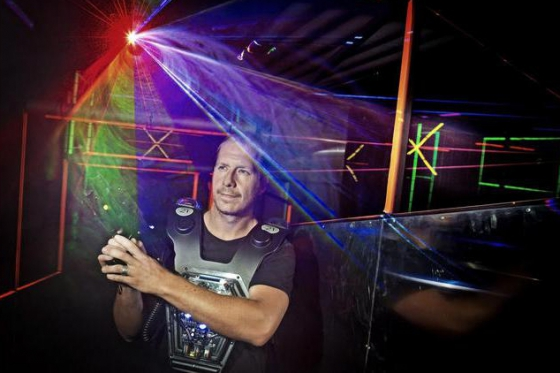 Lasertag in Luzern - 60 min Action in Luzern  [article_picture_small]