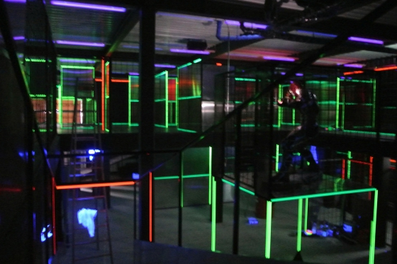 Lasertag in Luzern - 60 min Action in Luzern 2 [article_picture_small]
