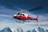 Tour en hélicoptère - Face nord de l'Eiger