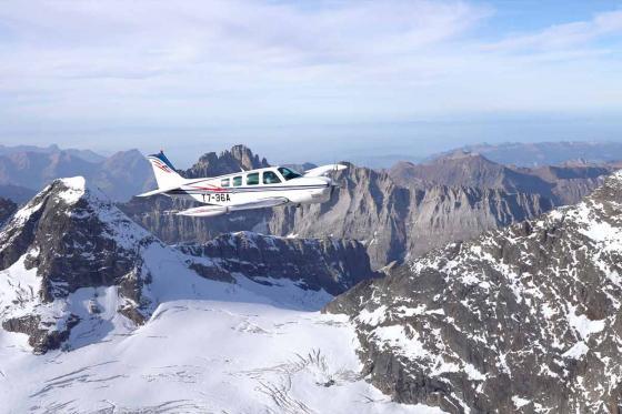 Tour en avion - Jungfrau et Cervin 2 [article_picture_small]