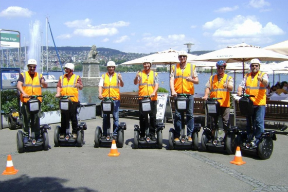 Segway Tour Zürich - die etwas andere Stadttour  [article_picture_small]