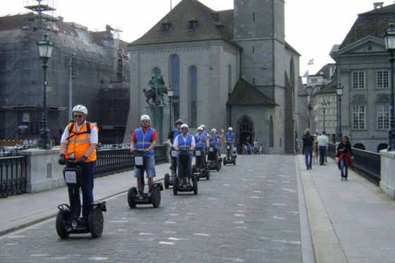 Segway Tour Zürich - die etwas andere Stadttour 1 [article_picture_small]