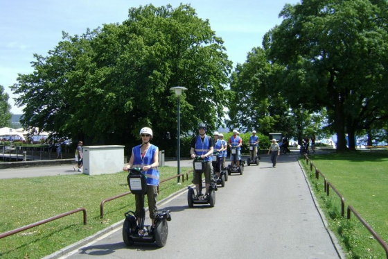 Segway Tour Zürich - die etwas andere Stadttour 2 [article_picture_small]