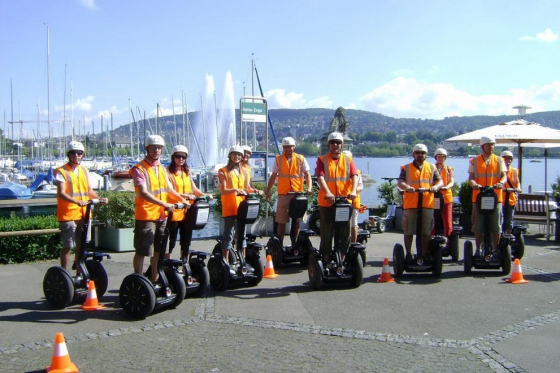 Segway Tour Zürich - die etwas andere Stadttour 3 [article_picture_small]