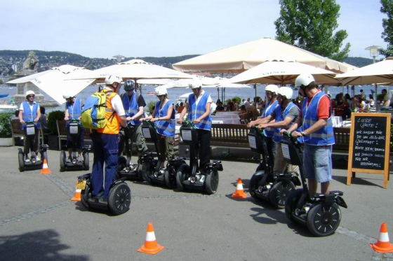 Segway Tour Zürich - die etwas andere Stadttour 4 [article_picture_small]