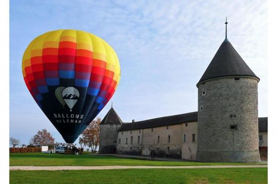 Vol en montgolfière - Pour deux + photos offertes! 7 [article_picture_small]