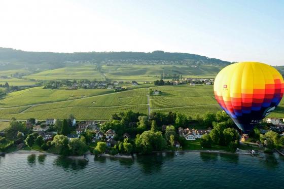 Vol en montgolfière - Pour deux + photos offertes! 8 [article_picture_small]