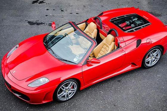Ferrari F430 Cabrio - 2 Stunden Ferrari fahren  [article_picture_small]