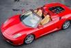 Ferrari F430 Cabrio-3 Stunden Ferrari fahren 3