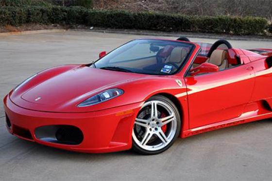 Ferrari F430 Cabrio - 3 Stunden Ferrari fahren  [article_picture_small]