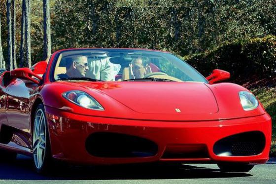 Ferrari F430 Cabrio - 3 Stunden Ferrari fahren 1 [article_picture_small]
