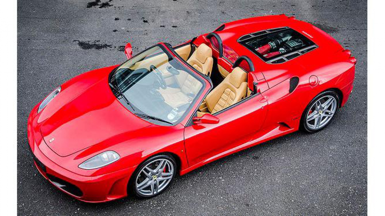ferrari f430 cabrio. Black Bedroom Furniture Sets. Home Design Ideas
