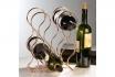 Porte bouteille de vin Norton - Pour 6 bouteilles, fait en cuivre  [article_picture_small]
