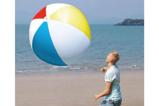 Riesiger Strandball - 107cm, Aufblasbar