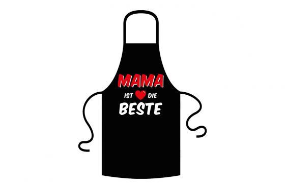 Beste Mama Kochschürze - zum Muttertag