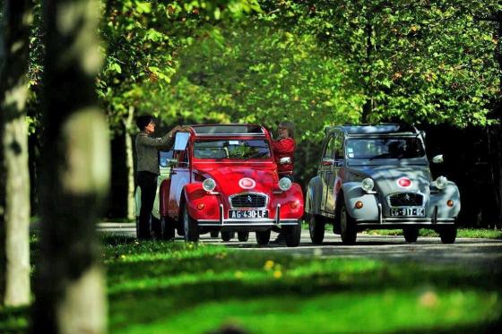 Escapade en 2CV pour 2 - Rallye touristique d'une journée  [article_picture_small]