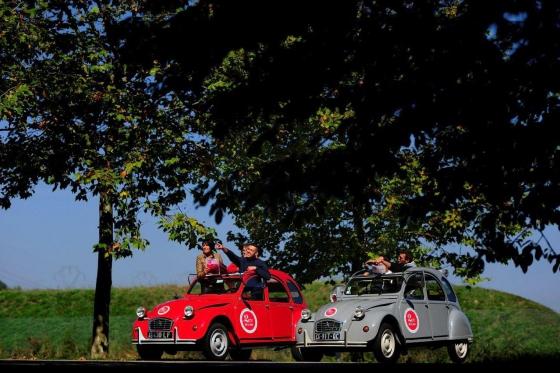 Escapade en 2CV pour 2 - Rallye touristique d'une journée 2 [article_picture_small]