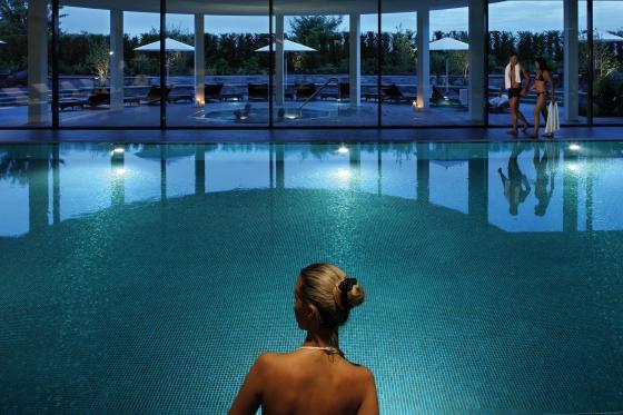 Wellness Übernachtung für 2 - im 4*-Superior-Hotel inkl. Dinner  [article_picture_small]