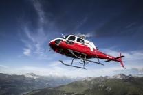 Helikopter Rundflug - Bernina Bergmassiv ca. 20 min