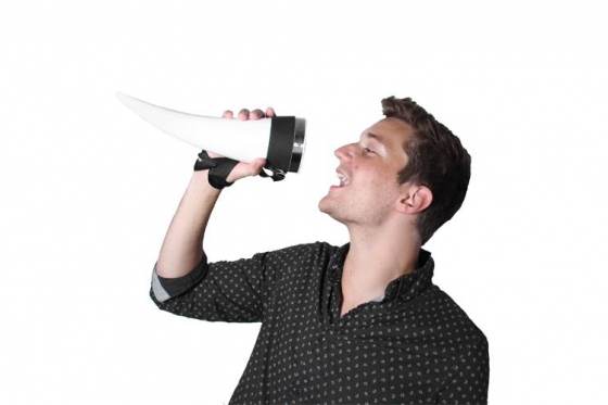 Das Horn - Trinkbecher 3