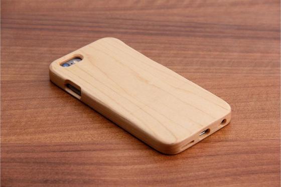iPhone 6/6S Hard Case - Ahorn