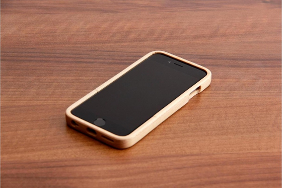 iPhone 6/6S Hard Case - Ahorn 1