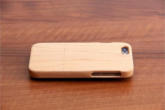 iPhone 6/6S Hard Case - Ahorn 2