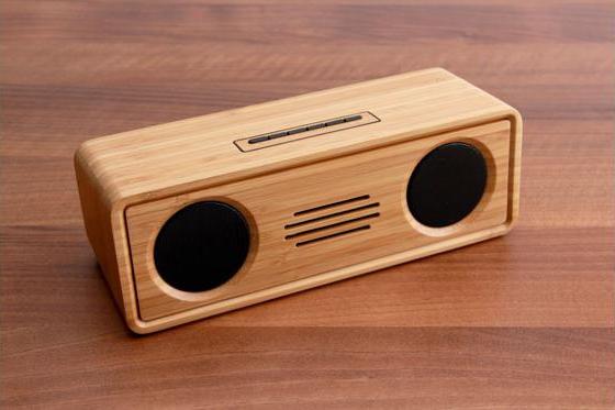 Bambuu Lautsprecher - Bluetooth Speaker