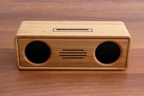 Bambuu Lautsprecher - Bluetooth Speaker 1