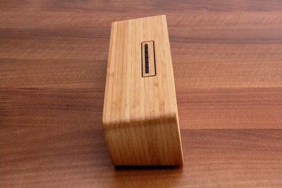 Bambuu Lautsprecher - Bluetooth Speaker 2