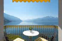 Übernachtung in Montreux - für 2 Personen