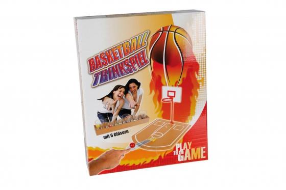 Trinkspiel - Basketball Mini 2