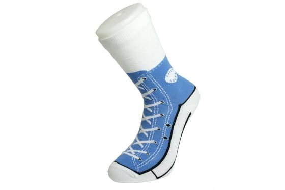 Sneaker Socken - Converse Chucks
