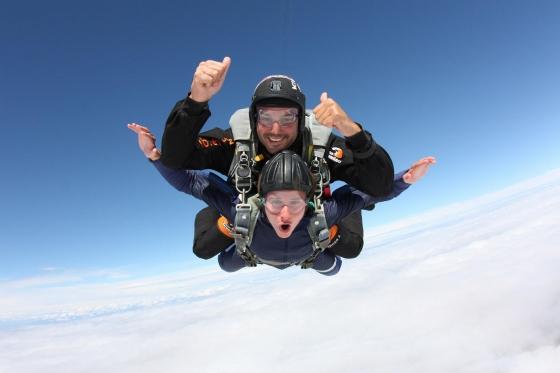 Saut en parachute à Neudorf - Durant la semaine - du lundi au vendredi 3 [article_picture_small]